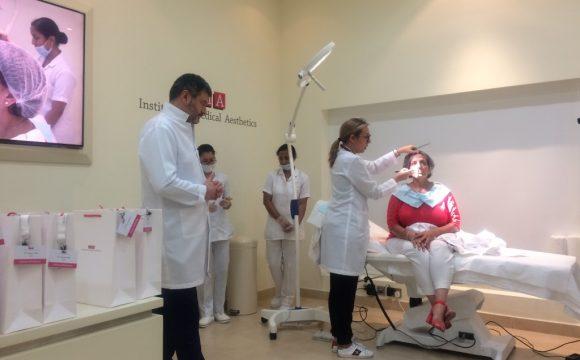 Clinic In dalyvavo tarptautiniuose mokymuose Dubajuje